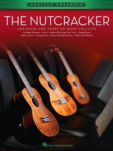 9781480345539: The Nutcracker: Ukulele Ensembles Early Intermediate