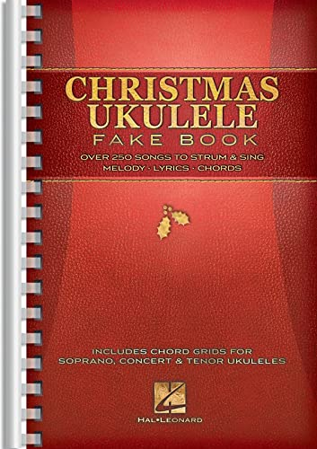 9781480345706: Christmas Ukulele Fake Book
