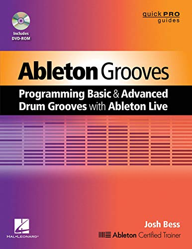 9781480345744: Ableton Grooves (Quickpro Guides)