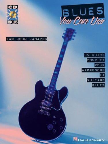 9781480345782: Blues You Can Use: édition française + CD