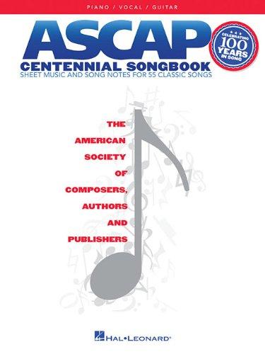 9781480350519: ASCAP Centennial Songbook