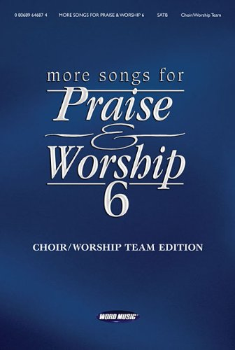 More Songs for Praise & Worship, Piano/Guitar/Vocal