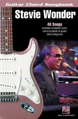 9781480350755: Stevie Wonder (Guitar Chord Songbooks)
