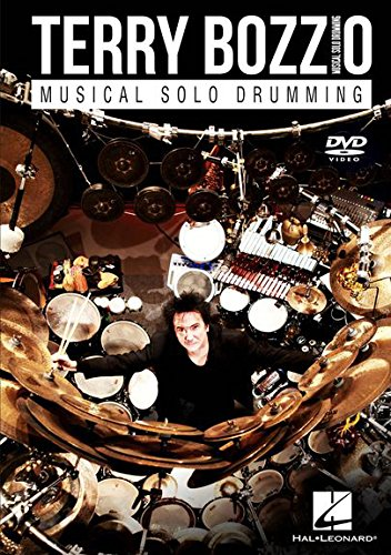 9781480352568: Terry Bozzio Musical Solo Drumming - Drums - DVD