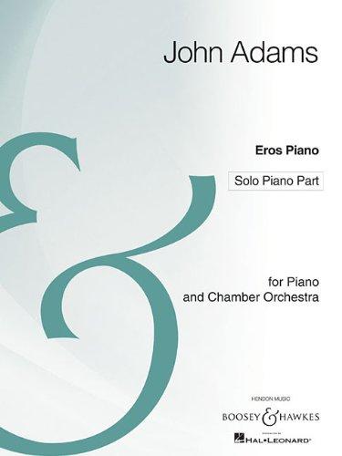 9781480352964: Eros Piano: Piano and Chamber Orchestra Solo Piano Part Archive Edition