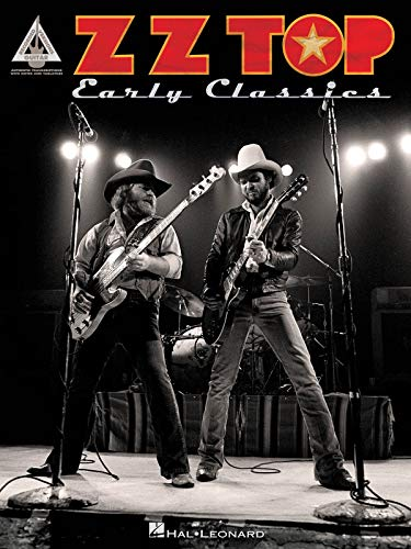 ZZ Top: Early Classics (Guitar Recorded Version) (Guitar Recorded Versions): ZZ Top