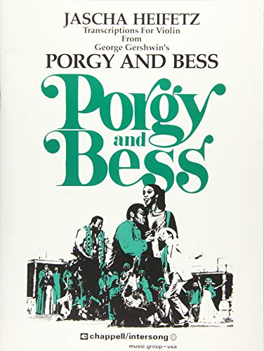 9781480353145: PORGY AND BESS VIOLIN AND PIANO