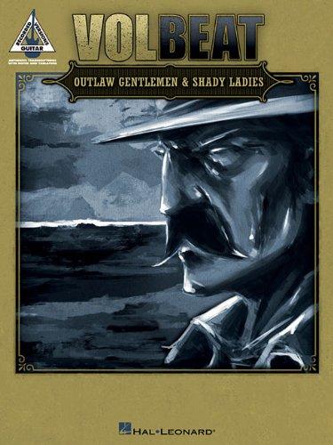 9781480353312: Volbeat - Outlaw Gentlemen & Shady Ladies (Guitar Recorded Version) (Hal-leonard Guitar Play-along)