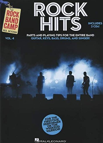 9781480353411: Rock Hits - Rock Band Camp Volume 4: Book/2-CD Pack