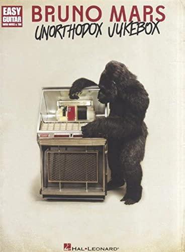 9781480353657: Bruno Mars - Unorthodox Jukebox Easy Guitar Tab.