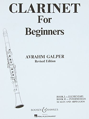9781480354104: CLARINET FOR BEGINNERS BOOK 1 - ELEMENTARY VOL1 BK1