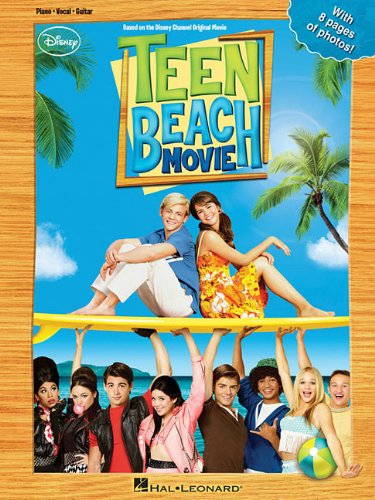 9781480354135: Teen Beach Movie
