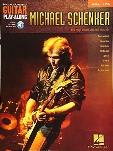 9781480354210: Michael Schenker: Guitar Play-Along Volume 175