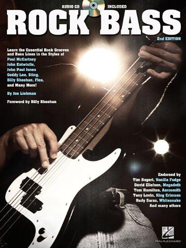 Rock Bass - 2nd. Edition: Liebman, Jon