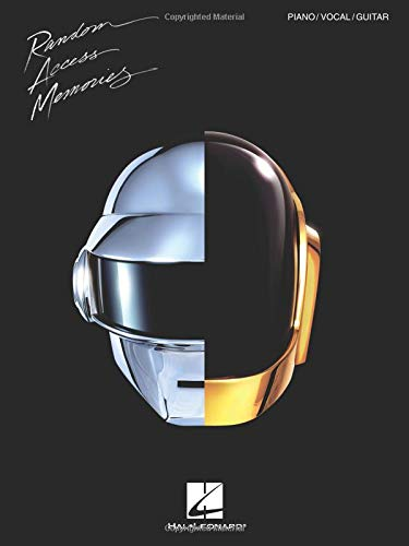 9781480354593: Daft Punk - Random Access Memories (Piano, Vocal, Guitar)