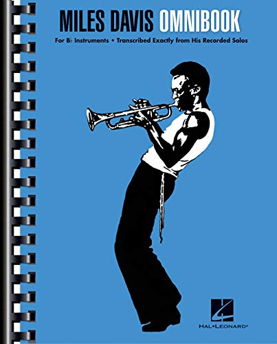 9781480354784: Miles Davis Omnibook: For Bb Instruments