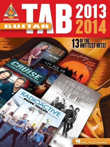 9781480355507: Guitar Tab 2013-2014 (Guitar Recorded Versions)