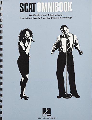 9781480355620: Scat Omnibook: For Vocalists and C Instruments, Transcribed Exactly from the Original Records