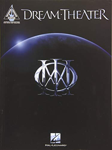 9781480355743: Dream Theater - Dream Theater (Guitar Recorded Versions)