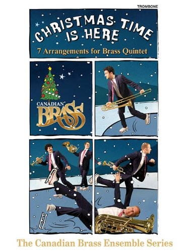 9781480360372: Christmas Time Is Here: Trombone Part