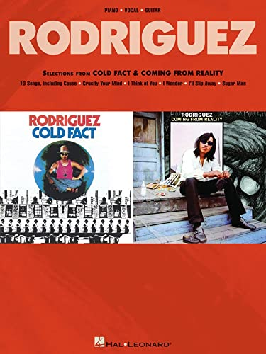 9781480361027: Rodriguez: Selections From Cold Fact & Coming From Reality