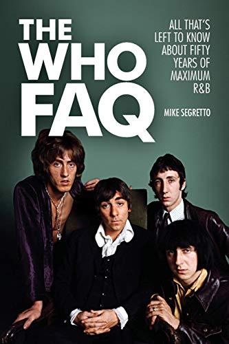 9781480361034: Segretto Mike the Who FAQ Bam Book