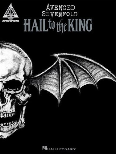 9781480361133: Avenged Sevenfold: Hail To The King (Guitar Recorded Versions)