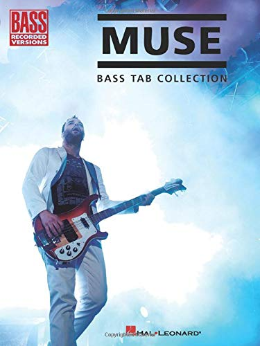9781480361621: Muse - Bass Tab Collection (Bass Recorded Versions)