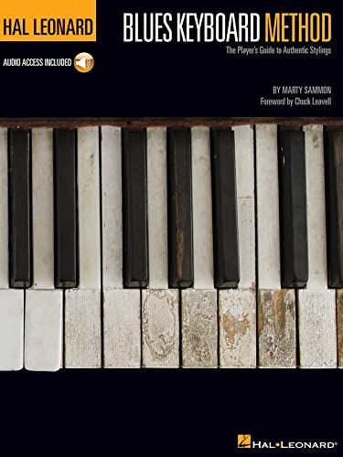 9781480362352: Hal Leonard Blues Keyboard Method: Foreword by Chuck Leavell (For Keyboard or Piano)