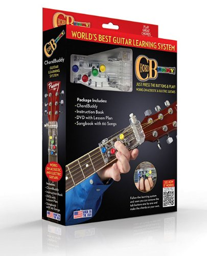 ChordBuddy Guitar Learning System: Just Press the Buttons & Play! Boxed Edition: Perry, Travis