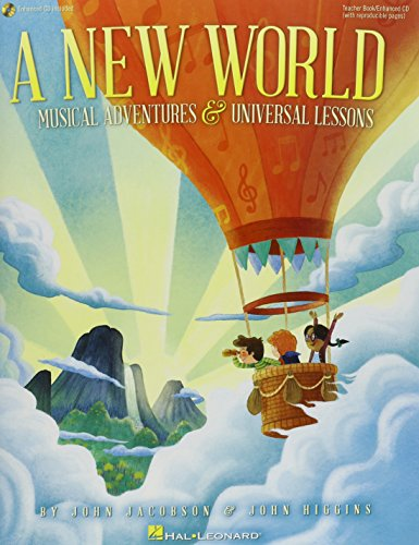 A New World: Jacobson, John (cop)/