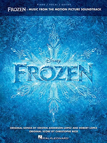 9781480368194: Frozen: Music from the Motion Picture Soundtrack (Piano, Vocal, Guitar Songbook)