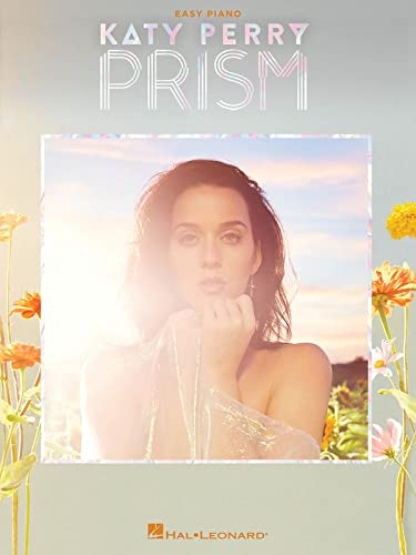 9781480368620: Katy Perry - Prism (Easy Piano)