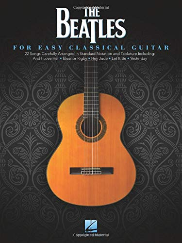 The Beatles: for Easy Classical Guitar: The Beatles, Mark