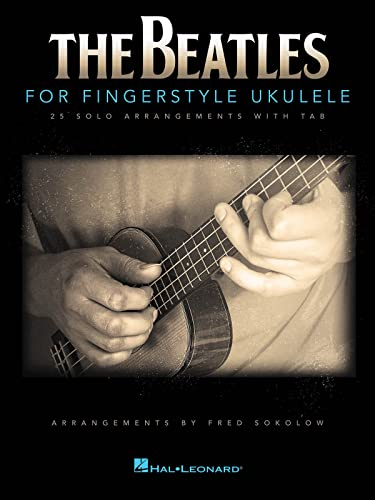 9781480368668: The Beatles For Fingerstyle Ukulele