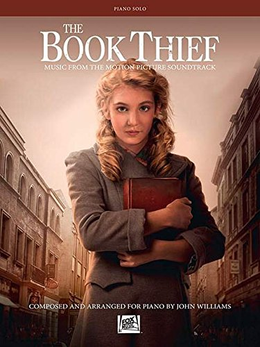 Williams John The Book Thief Music Motion Pictr Soundtrack Pf Solo Bk (Music from the Motion ...