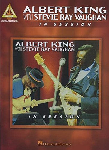 Albert King with Stevie Ray Vaughan - in Session Format: Paperback
