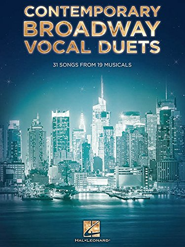 Contemporary Broadway Vocal Duets Format: Paperback