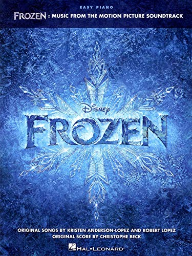 9781480383012: Frozen: Music from the Motion Picture Soundtrack (Easy Piano) (Easy Piano Songbook)