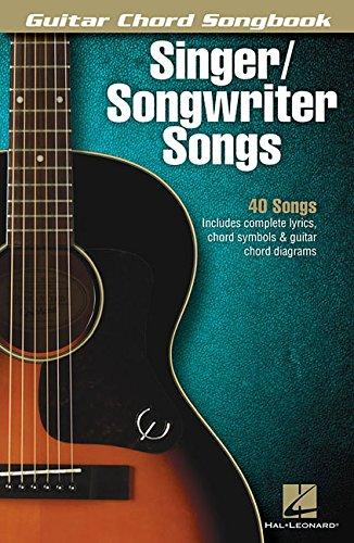 9781480385214: Singer/Songwriter Songs (Guitar Chord Songbook)