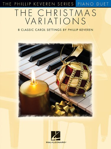 Christmas Variations (Phillip Keveren Series)