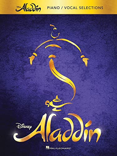 9781480386792: Aladdin - Broadway Musical: Piano/Vocal Selections