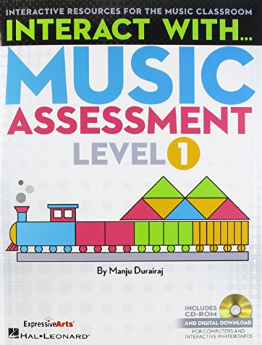 9781480386891: Interact With Music Assessment Level 1