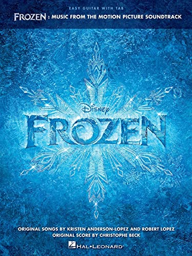 Frozen: Music From The Motion Picture Soundtrack (Easy Guitar): Various