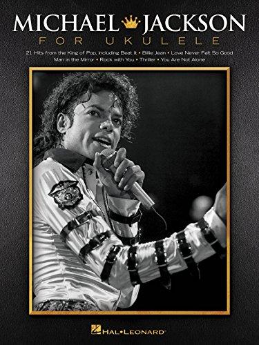 9781480387706: Michael Jackson for Ukulele