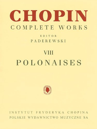 9781480390591: Polonaises for Piano (Complete Works)
