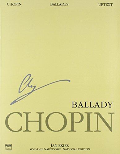 Ballades: Chopin National Edition Volume I (Series