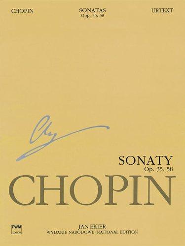 Sonatas, Op. 35 & 58: Chopin National