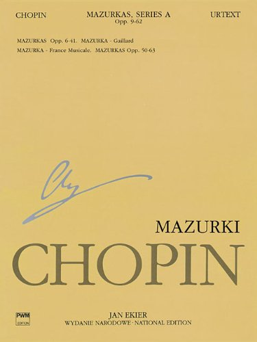 Mazurkas, Piano Wn a Lv Vol.4 Op.: Chopin, F (Composer)/