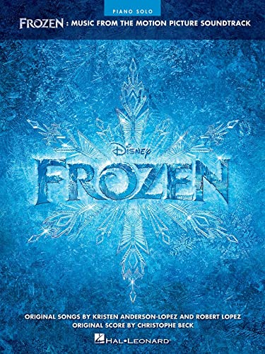 9781480391666: Frozen: Music from the Motion Picture Soundtrack (Piano Solo)